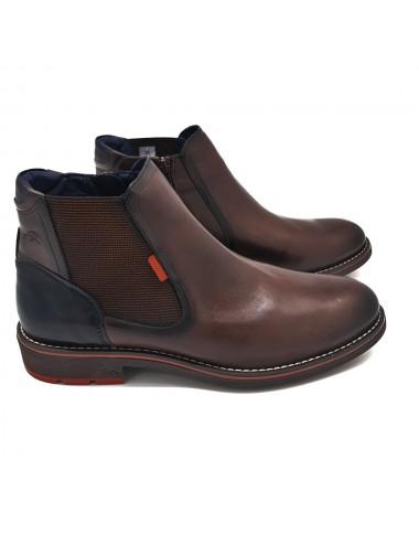 Boots marron homme Fuchos...