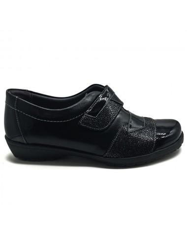 Chaussure à scratch Confort...