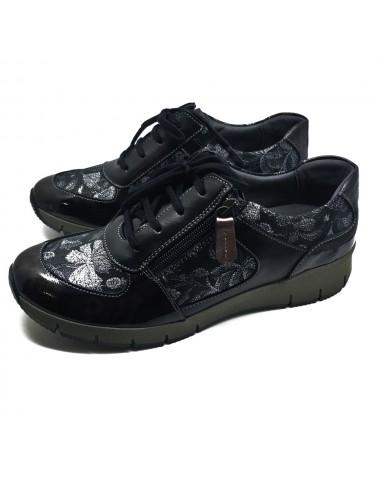 Basket noir confort Suave...