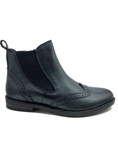 Bottine plate Chelsea boots...