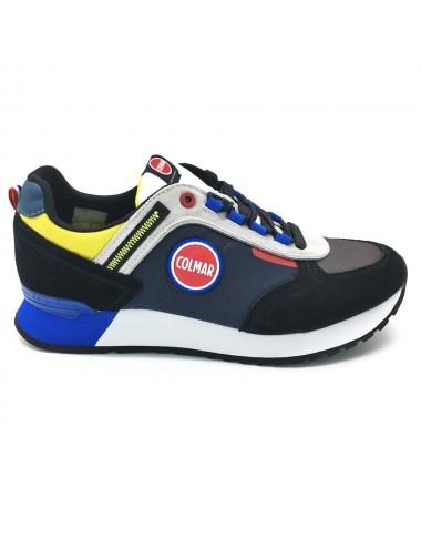 Basket Bleu et jaune Colmar...