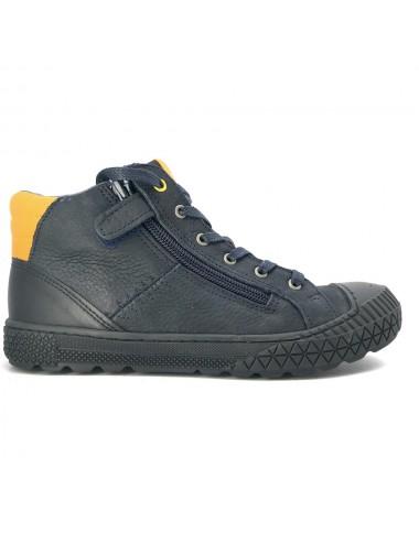 Chaussure montante à lacet Bellamy