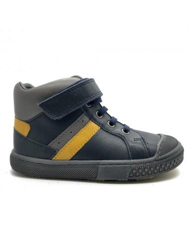 Chaussure montante élastiquée Bellamy Fino