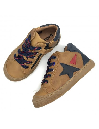 Chaussure à lacet + zip Bellamy Banko
