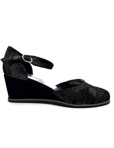 chaussure compensée Myma