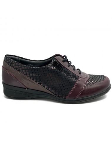 Chaussure à zip Suave Dallas7518T