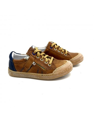 Chaussure basse camel Bellamy Cambia