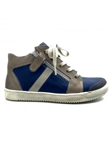 Chaussure montante bleu Bellamy Sort