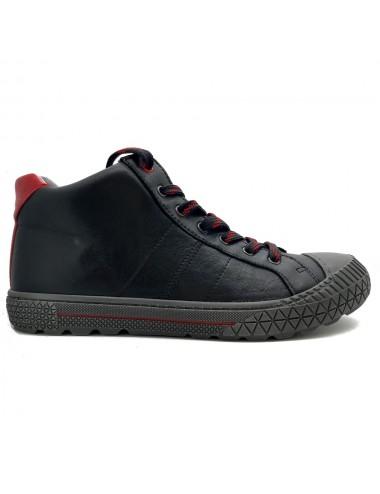 Chaussure à lacet + zip Bellamy