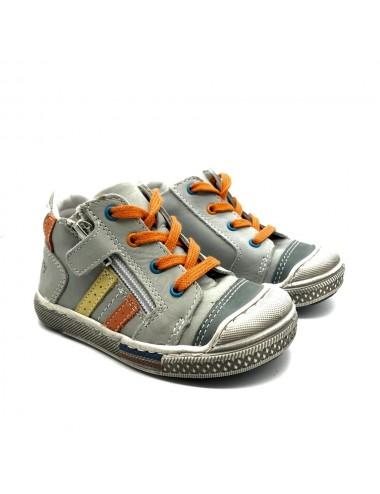 Chaussure montante zippé Bellamy Sanou