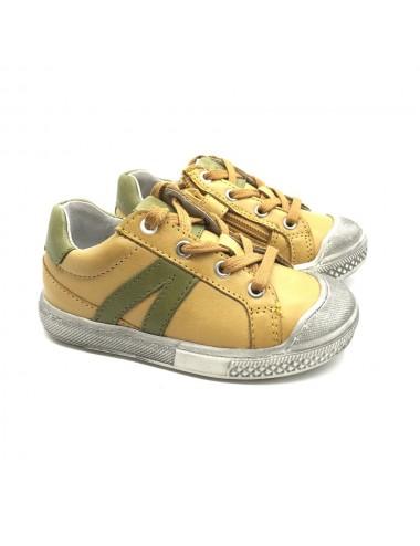 Chaussure basse à lacet+zip Bellamy Urdos