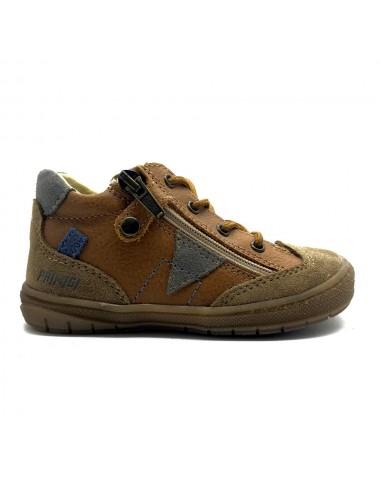 Chaussure à lacet camel Primigi