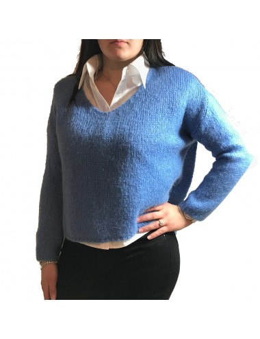 Chemise sans manche blanche avec épaulette