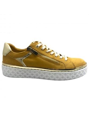 Basket jaune Marco Tozzi 23706