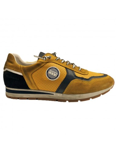 Basket Redskins Stitch Jaune