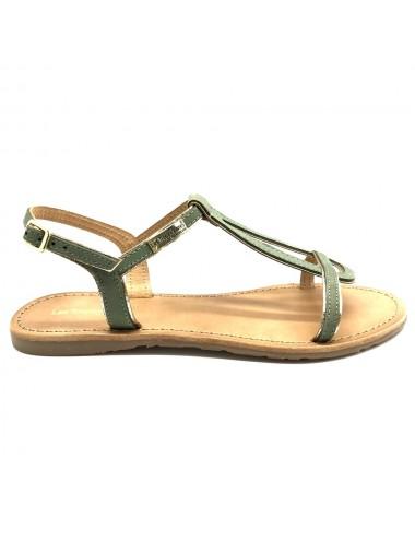 Sandale plate Les...
