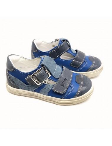 Chaussure bleu Bellamy Baya