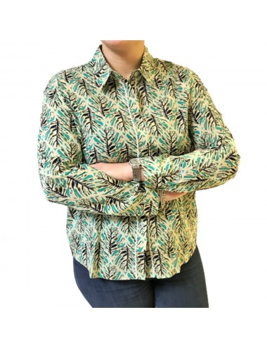 Chemise d'été kaki