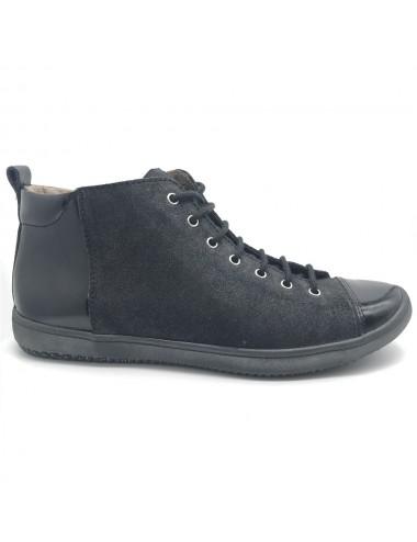 Chaussure montante noir...