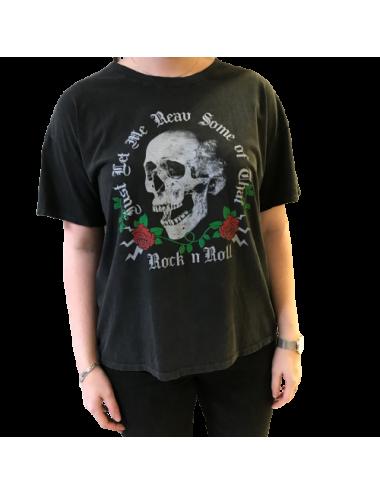 Tee-shirt tête de Mort
