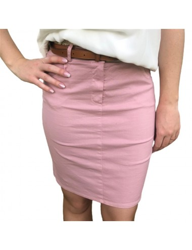 Jupe courte colorée