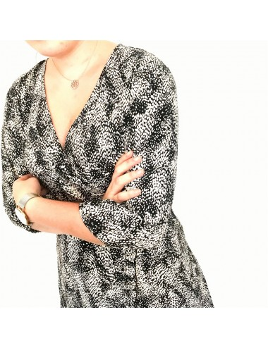 Robe manches longues grande...